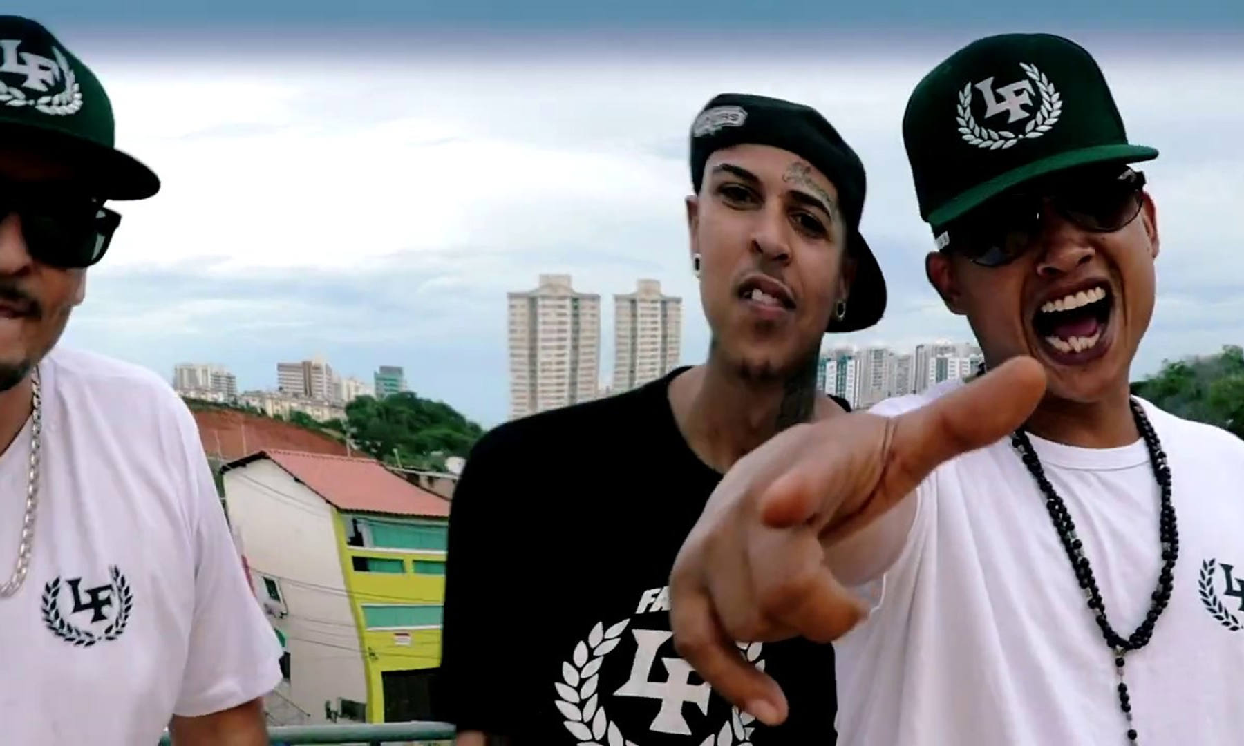 Sem Resistência- Kaos Mc, Funk Buia Mr Jack and Bull Dogg