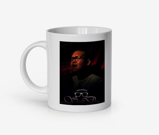 Sam Driz Ceramic Mug