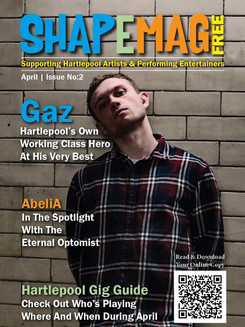 Shape Mag front cover