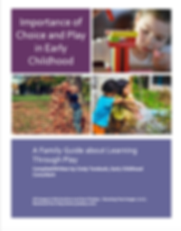 Importance of Play in Early Childhood