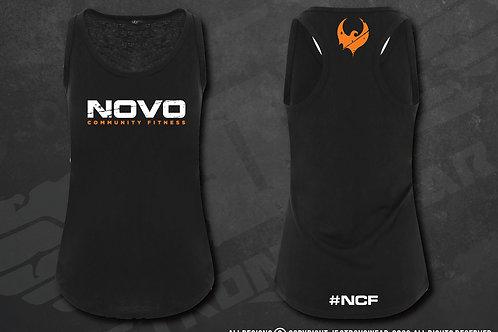 NOVO Community Fitness - Logo Vest