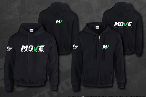 Hoodie - Move Training Centre