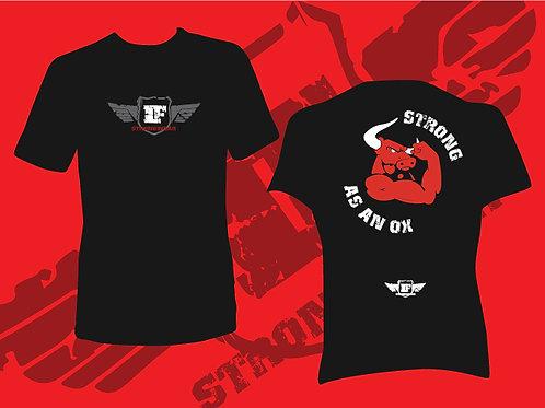 T Shirt - Strong as an Ox