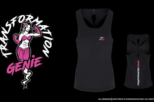 Logo Vest - Transformation Genie