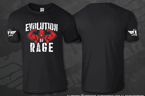 Evolution of Rage - Double Bicep T