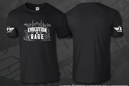 Evolution of Rage - All Lifts T