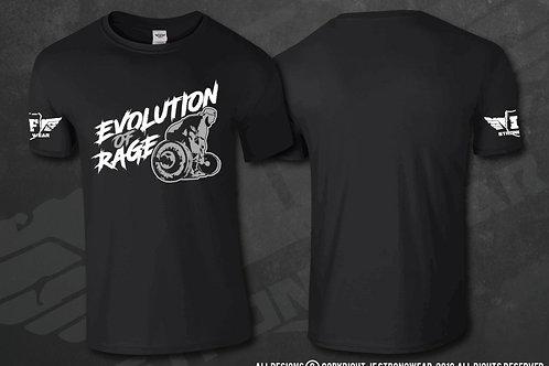 Evolution of Rage - Deadlift T