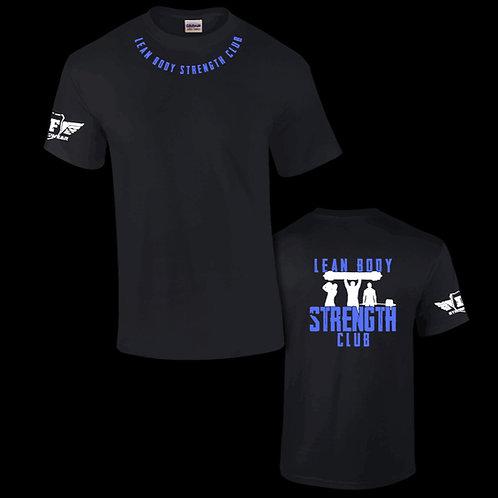 Tshirt - Lean Body Strength Club
