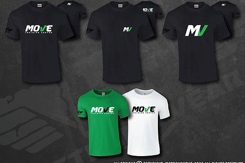 Tshirt - Move Training Centre