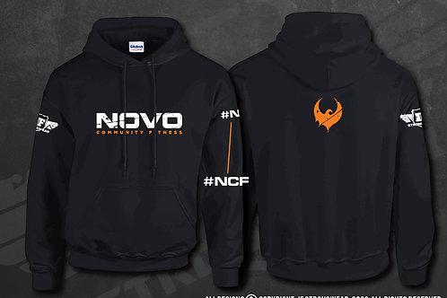 NOVO Community Fitness - Logo Hoodie