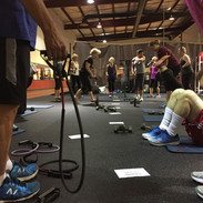 Stations Fitness Class