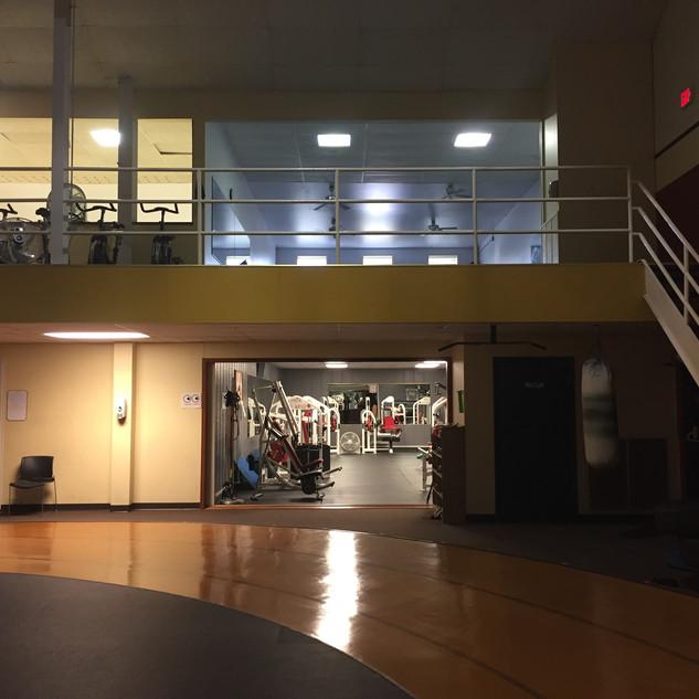 Yoga & Strive Room