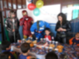 fiestas infantiles en quito