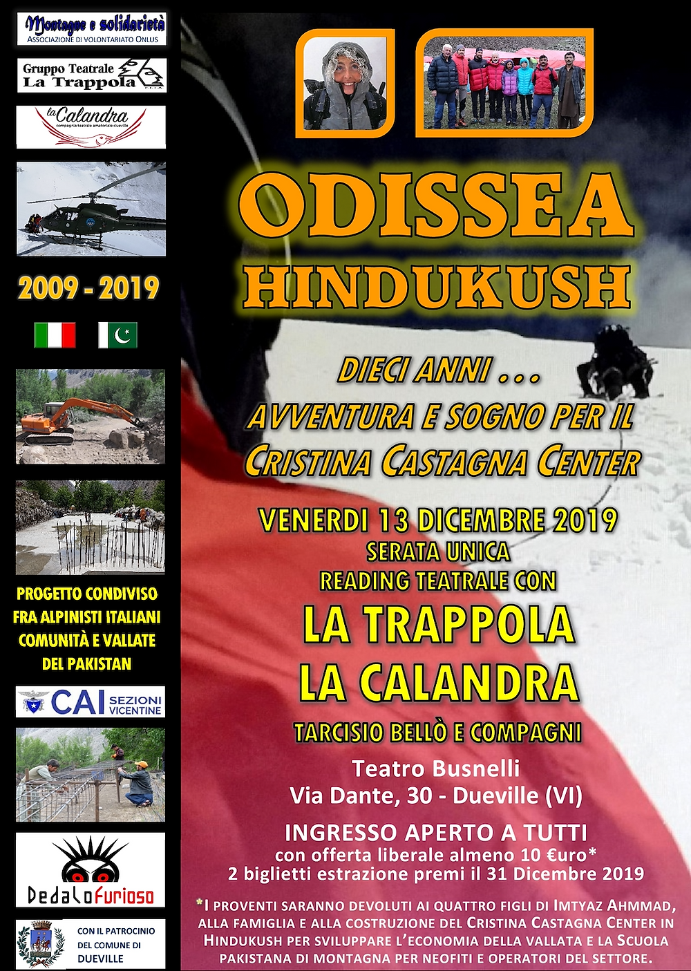 ODISSEA HINDUKUSH