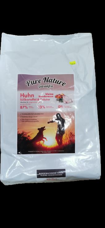 Pure Nature Huhn mit Süßkartoffel & Kräutern