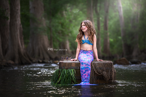 Mermaids:  River Edition 5/23