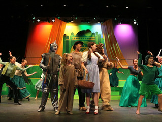 Theatre Review: Wizard of OZ at MMT