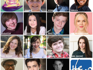 Willy Wonka Jr. Cast Announced