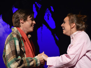 Theatre review: 'Into the Woods Jr.'