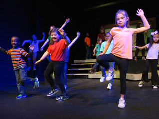 Spring Break program integrates visual art and theatre