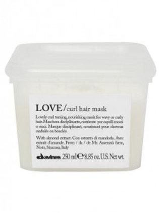 LOVE curl hair mask 250ml