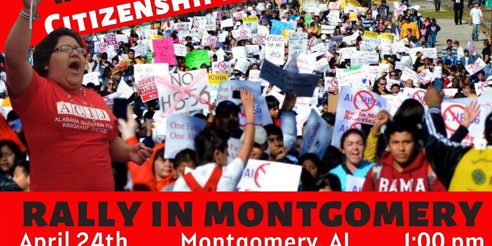 ACIJ Rally: Citizenship for All