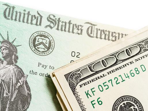 """Economic Impact Payment - """"Stimulus Payments"""""""