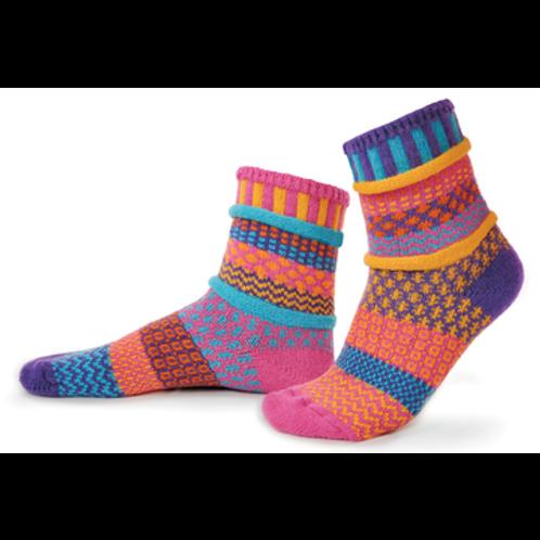 Soulmate Socks - Carnation