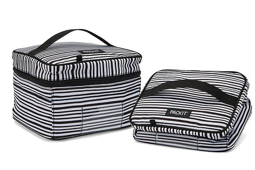 Lunch Box - Pack-It - Wobbly Stripes