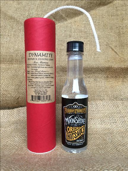 Dynamite Fishing Lure - Hot Sauce