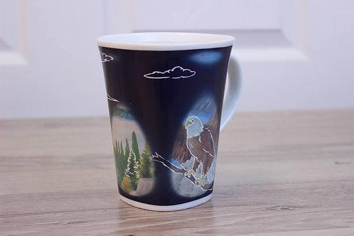 Soaring Eagle - Color Changing Mug