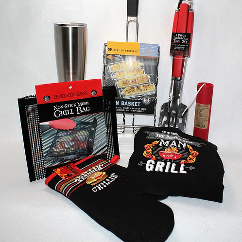 Grilling Man Package