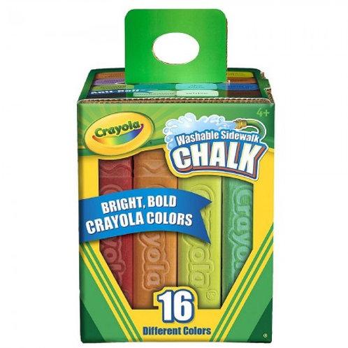 Side Walk Chalk - 16 Count