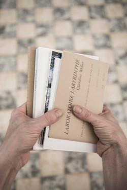 Livres d'artistes (artist books)