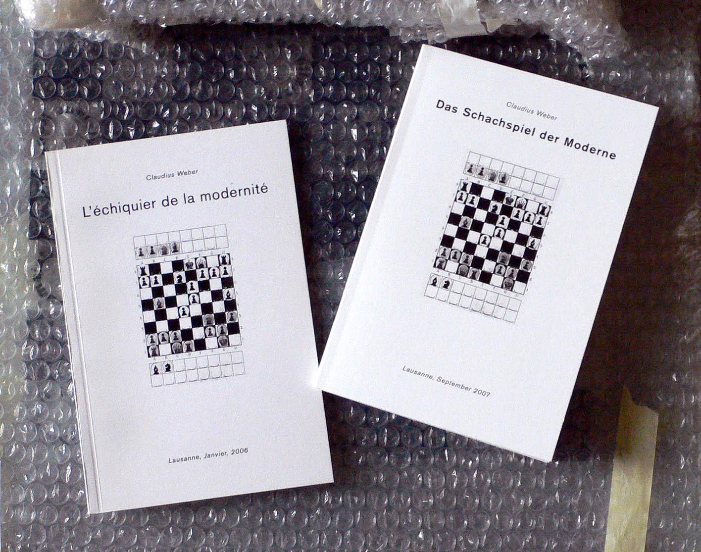 Das Schachspiel der Moderne
