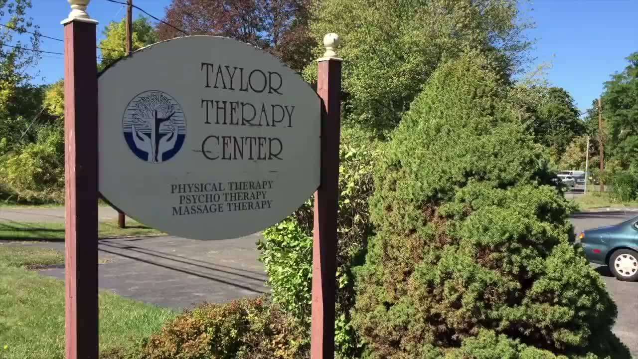 Taylor Therapy Center AD video