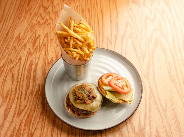 Estuary Burger
