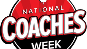 National Coaches' Week