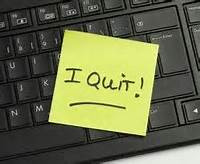 I Give Up: Why Being Stubborn is Good but I've Decided to Quit Anyway