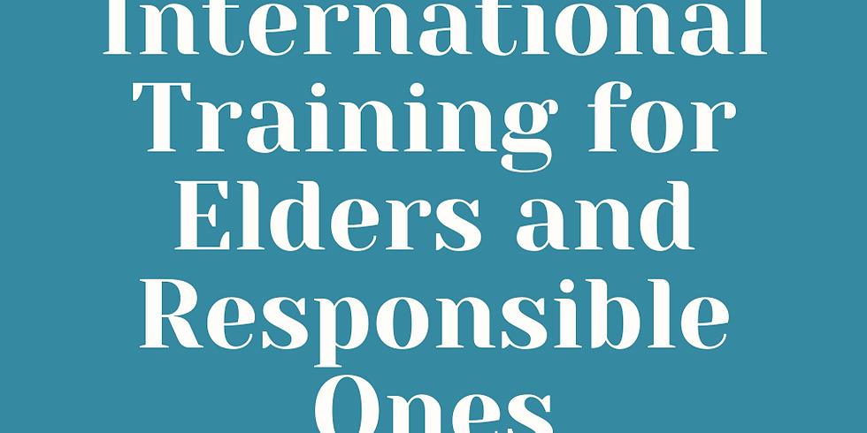 International Training for Elders and Responsible Ones (ITERO)