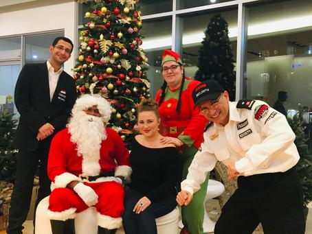 Winter Holiday Event: A Ho-Ho-Holly Jolly Time!