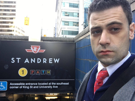 Introducing Andrew Canali