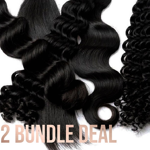Gold Virgin Hair 2-Bundle Deal