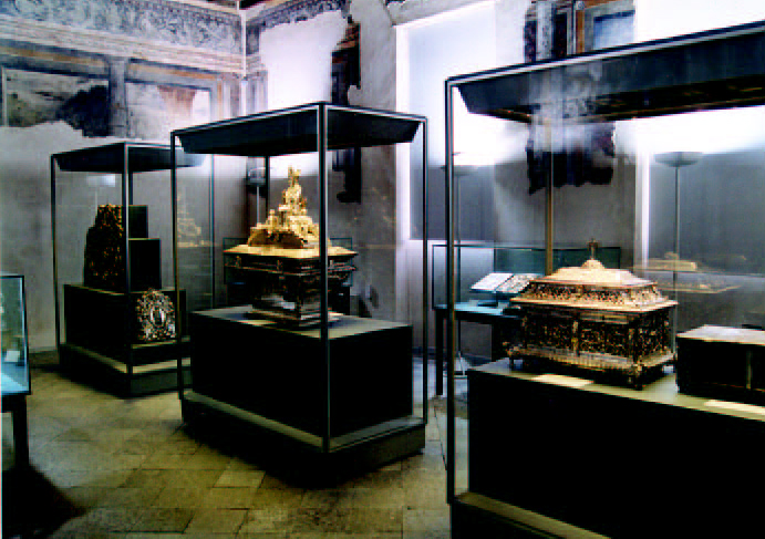 Museum of the Cathedral treasures