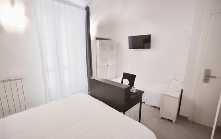 camera 5 con terzo letto (per bambini fino a 10 anni)