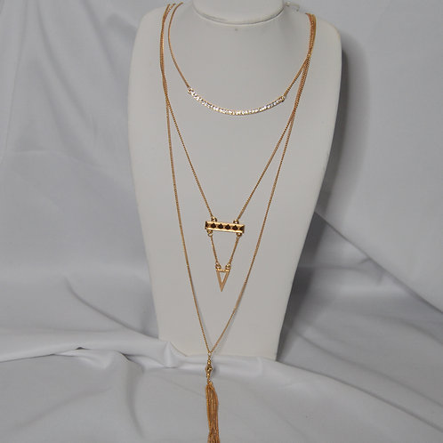Delicate 3-Layer Necklace
