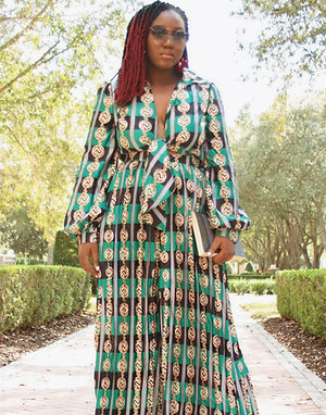 Reliably Chic Jumpsuit