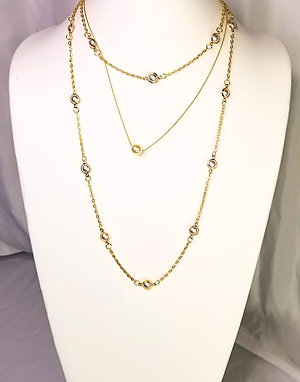 Pearl Fantasy Chain necklace