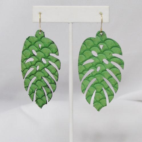 Loose Leaf Earrings