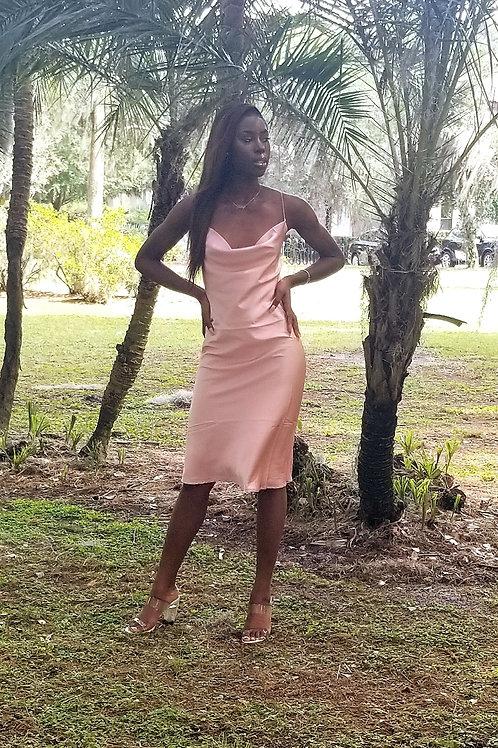 Stay Close Slip Dress